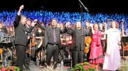 Deyan Pavlov (chef d'orchestre bulgare), JR Lavandier, A Lelong, A Riou-Lavandier