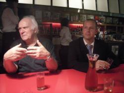 Michel CORBOZ et Christophe EINHORN Tokyo 2008