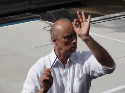 Maestro Jacques Blanc