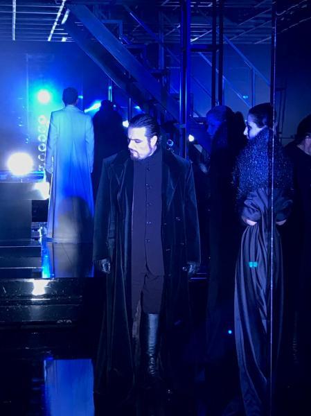 Normanno Lucia di Lammermoor Opera de Lausanne 2017