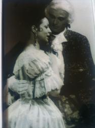 Vivianne Zlomke et  Mario Marchisio Genève 1962