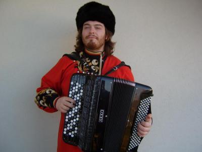costume folkorique russe