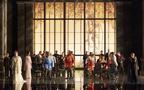 Tancredi Opera de Lausanne